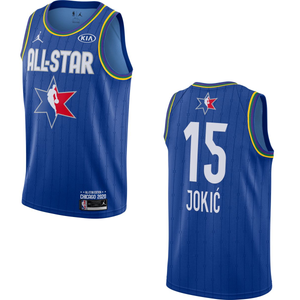 2020 NBA All Star Nikola Jokić Jerseys