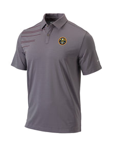 Polo Motion Nuggets Primary Logo - Grey