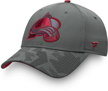 Avalanche Iconic Adjustable Hat - Grey