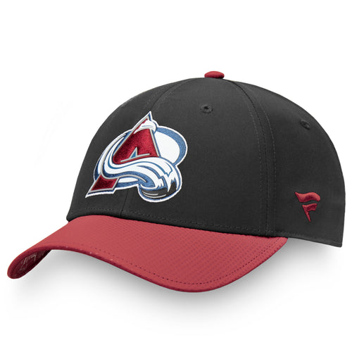 quality design 78884 a512b Avalanche 2019 NHL Draft Stretch Fit Hat