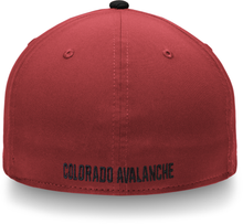 Avalanche Fan Weave Structured Flex Fit Hat