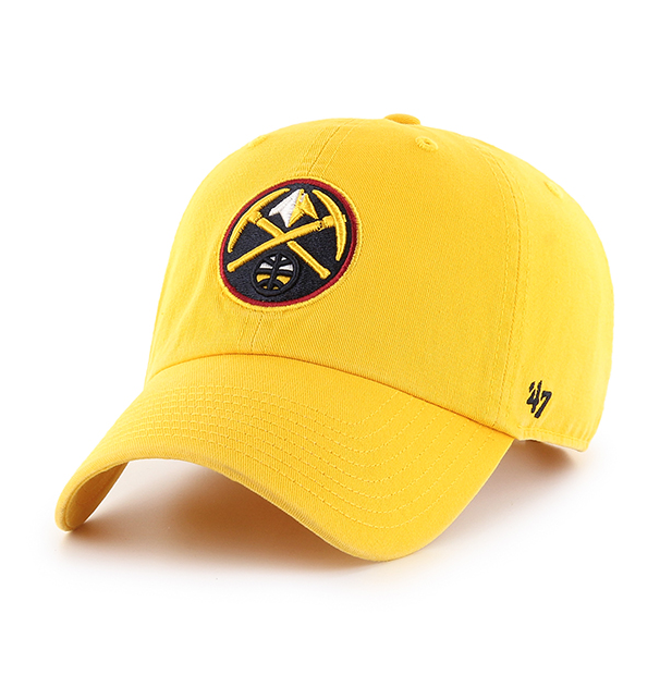 Gold Adjustable Primary Icon Hat