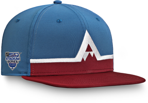 2020 Avalanche Stadium Series Snapback Hat