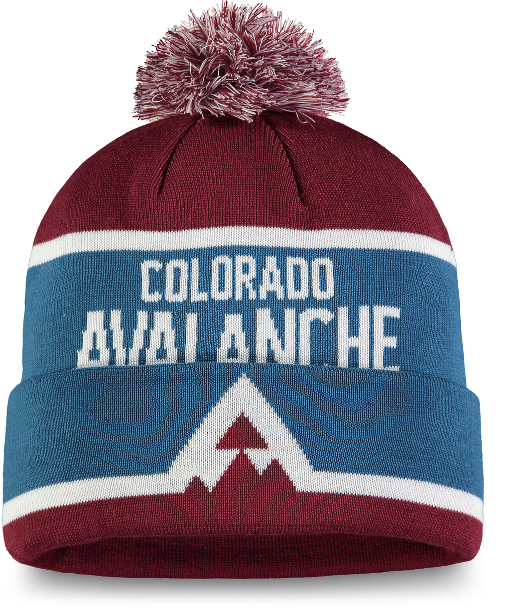 2020 Avalanche Stadium Series Pom Knit