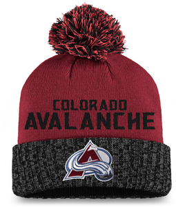 Avalanche Ladies Iconic Pom Knit
