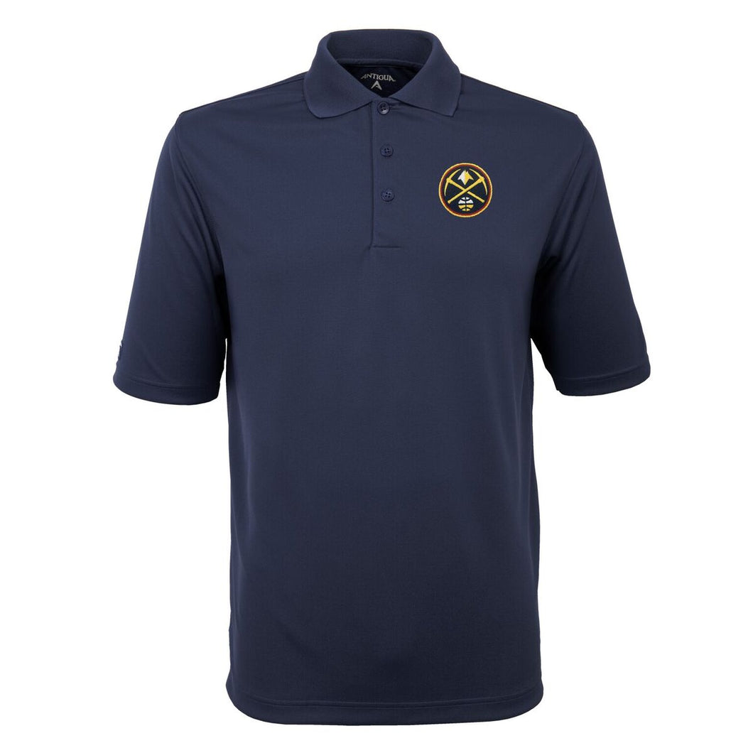 Polo Nuggets Exceed Primary Icon - Navy