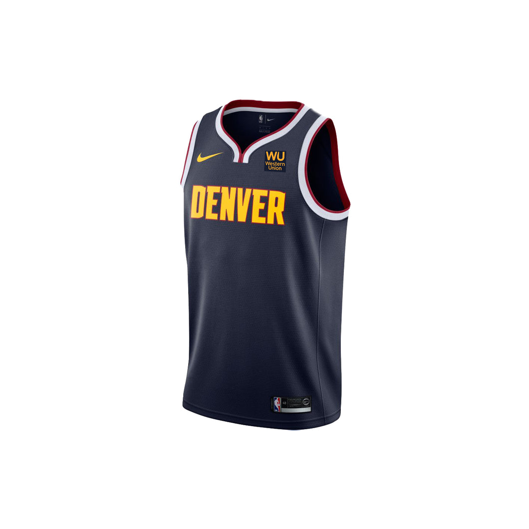 best loved 5644b 1accf Customized Denver Nuggets 2019-20 Jerseys