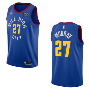 20-21 Nuggets Statement Jumpman Swingman Jersey