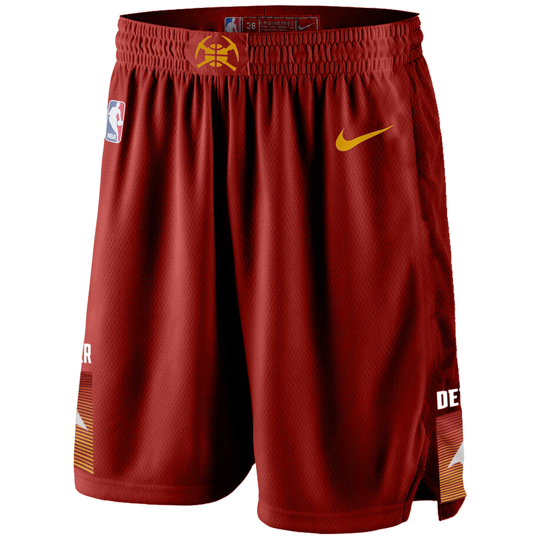 2020-21 Nuggets City Edition Swingman Shorts