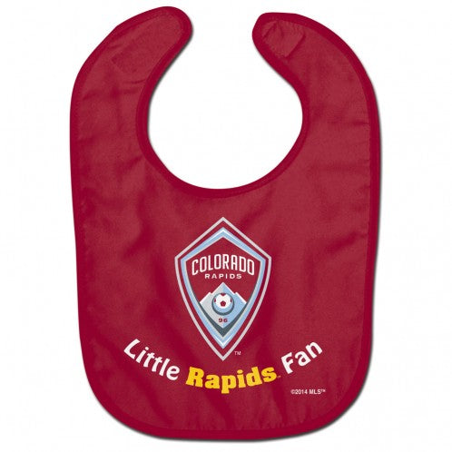Little Rapids Fan Bib