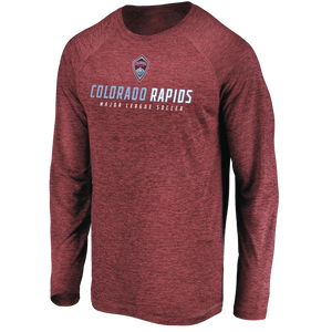 Rapids Men's L/S Vital To Success Tee