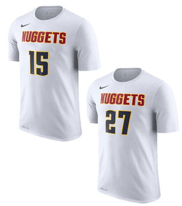 Nuggets Association Player Tees