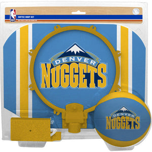 Denver Nuggets Softee Hoop Set