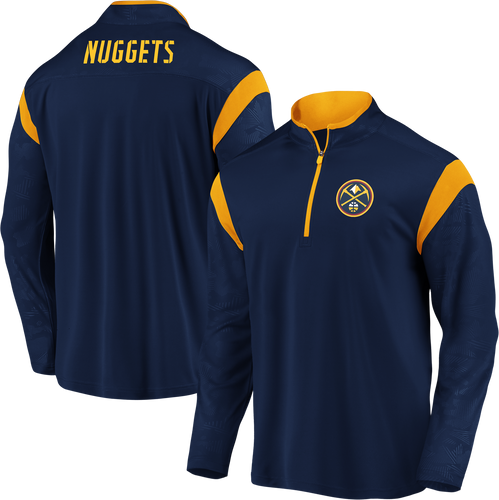 Nuggets 1/2 Zip Defender Pull Over