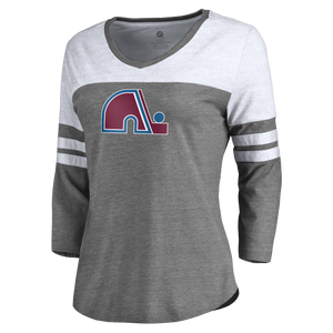 Avalanche Ladies Specialty Jersey 3/4 Sleeve Raglan Tee (Coming Soon)