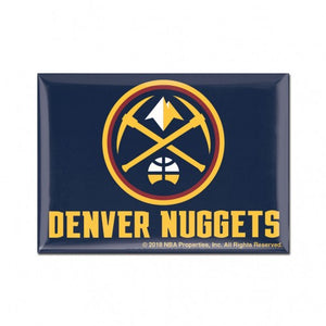 Nuggets Fridge Magnet