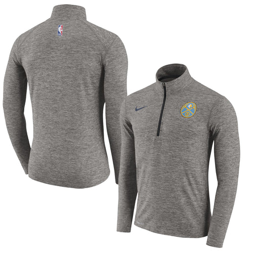 Dry Top 1/4 Zip Pullover - Nuggets