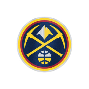 2018-19 Denver Nuggets Car Emblem Badge