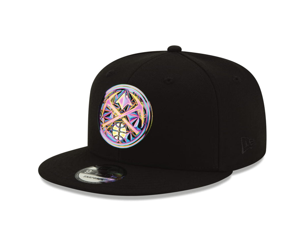Nuggets Colorshift Snapback Hat