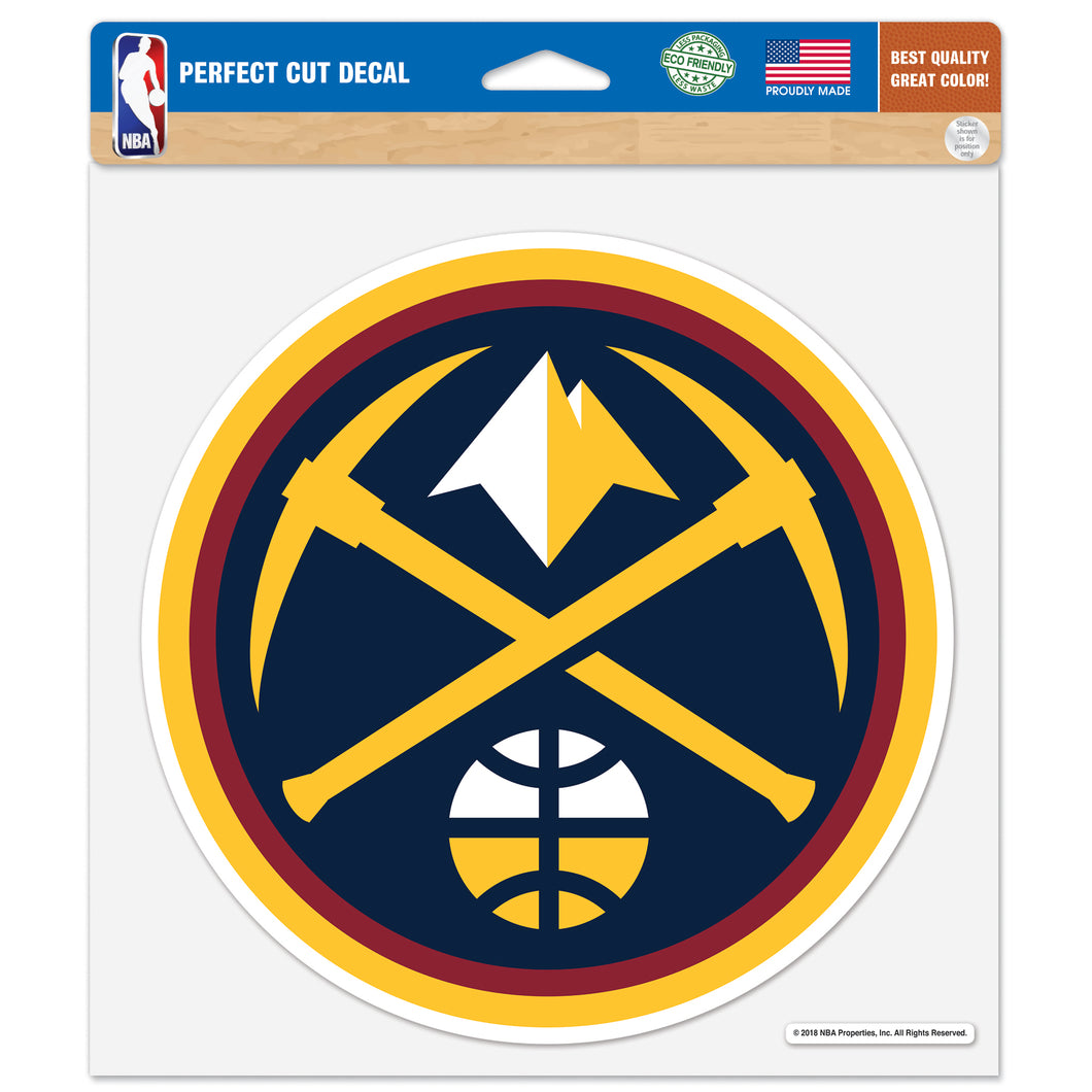 2018-19 Denver Nuggets 8