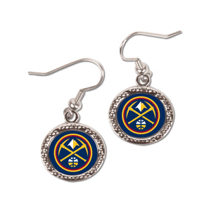 2018-19 Denver Nuggets Earrings