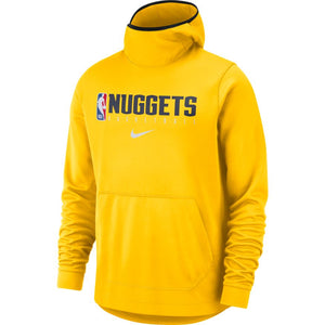 Nuggets Hoody Spotlight Logo Man - Gold