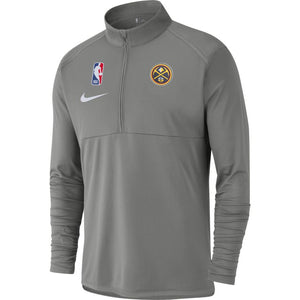 Nuggets 2019 1/2 Element Dry Top - Grey
