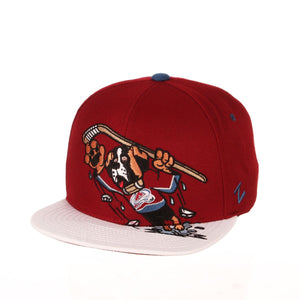 Avalanche Youth Bernie Mascot Hat