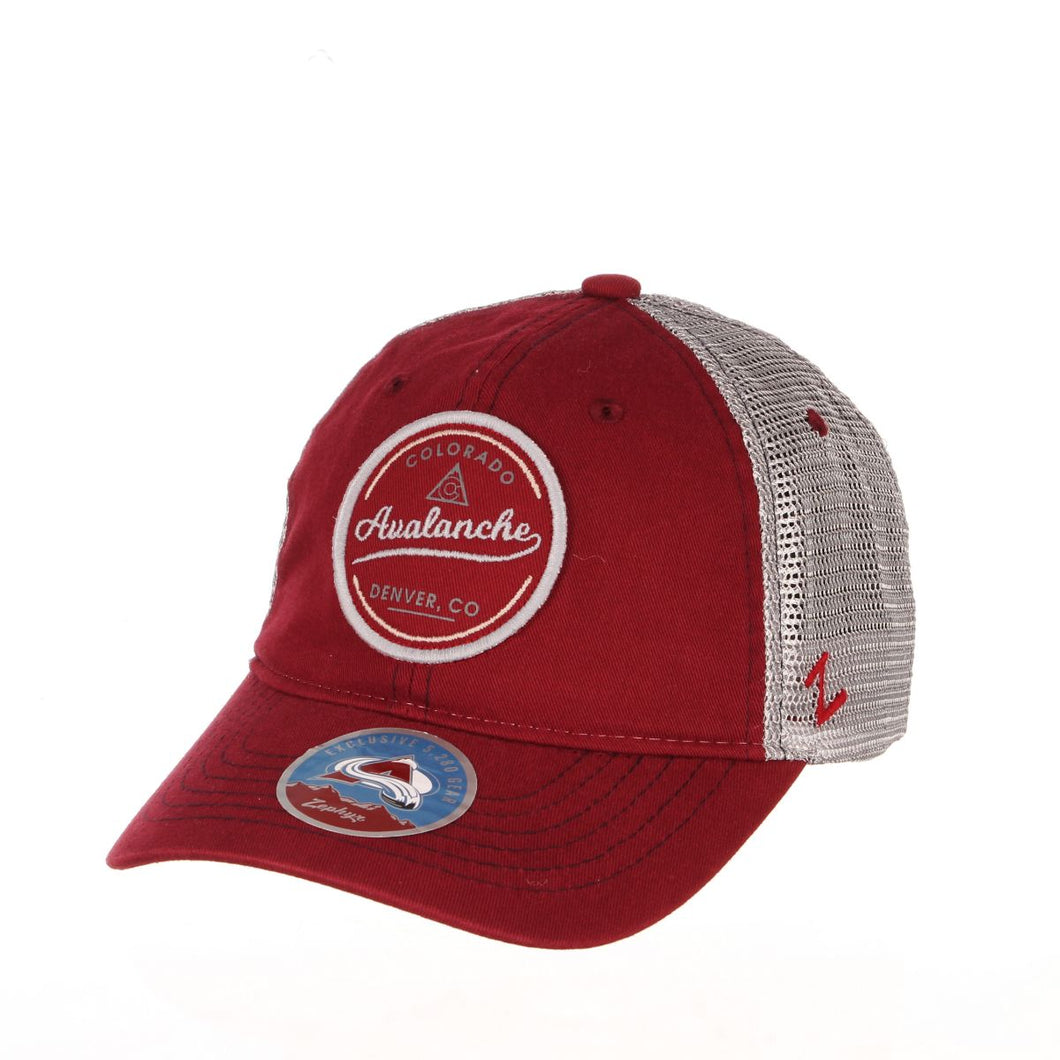Avalanche Meshback Lager Adjustable Hat