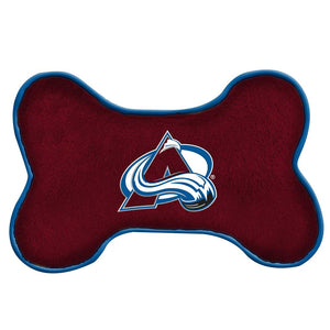 Colorado Avalanche Dog Squeak Toy