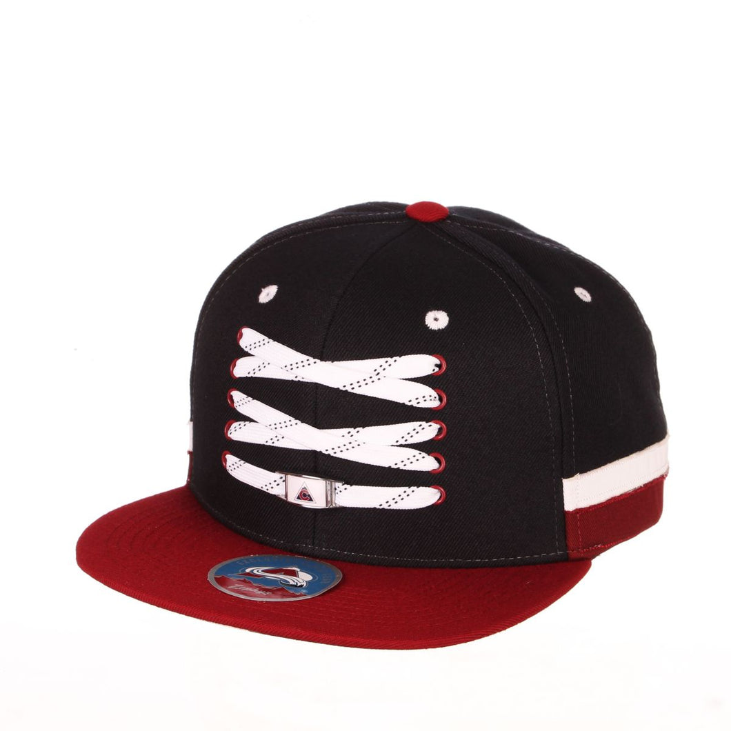 Avalanche Locker Room Alt Lacer Snapback Hat