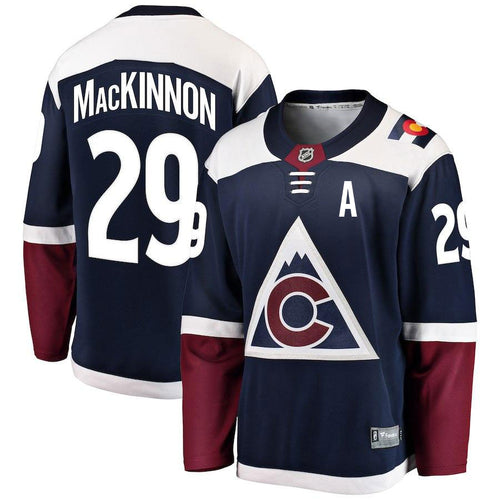 Avs Men's Fanatics Breakaway Alternate Player Jersey