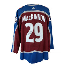 Autographed Home Colorado Avalanche Authentic Jerseys