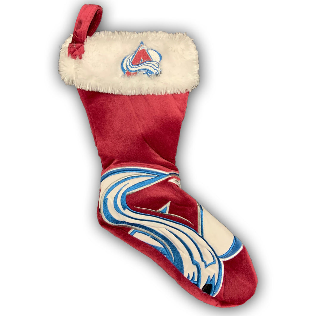 Colorado Avalanche A-Logo Stocking