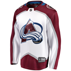 Avs Men's Fanatics Breakaway Jersey - Blank or Customizable
