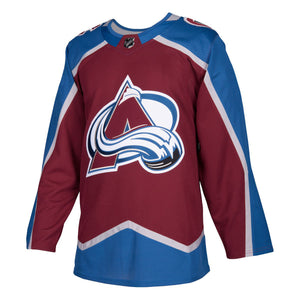 Avalanche Home Authentic Blank Jersey