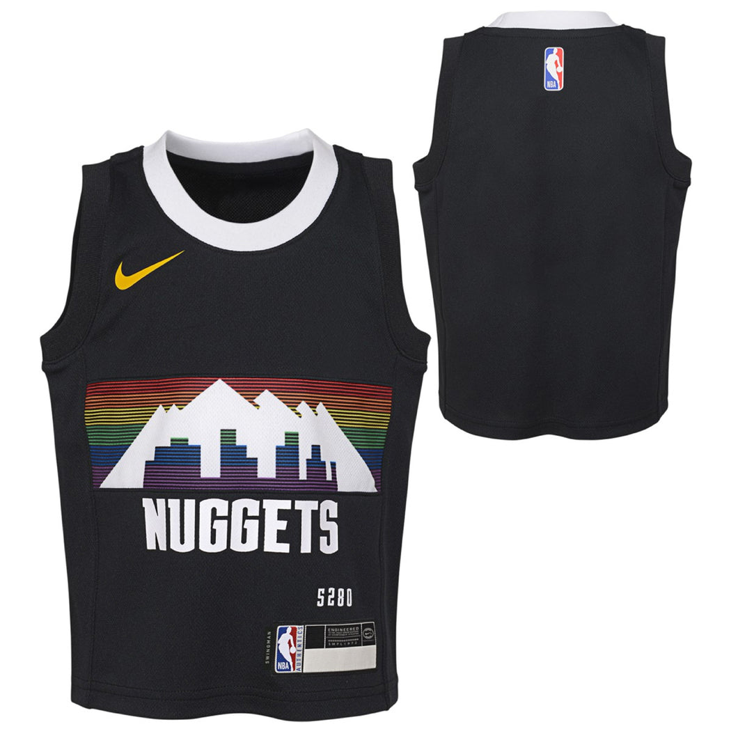 2019 Nuggets Child City Edition Jerseys