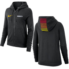 Nuggets Ladies 2019 City Edition Full Zip Fleece Hoody