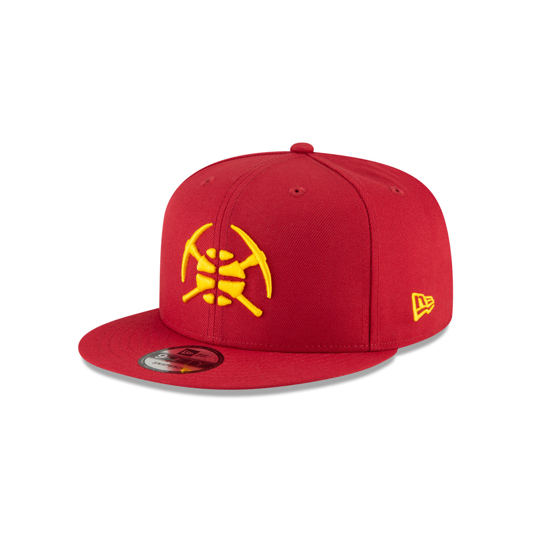 2020-21 Nuggets City Edition Alt 9Fifty Hat