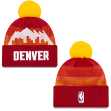2020-21 Nuggets City Edition Knit