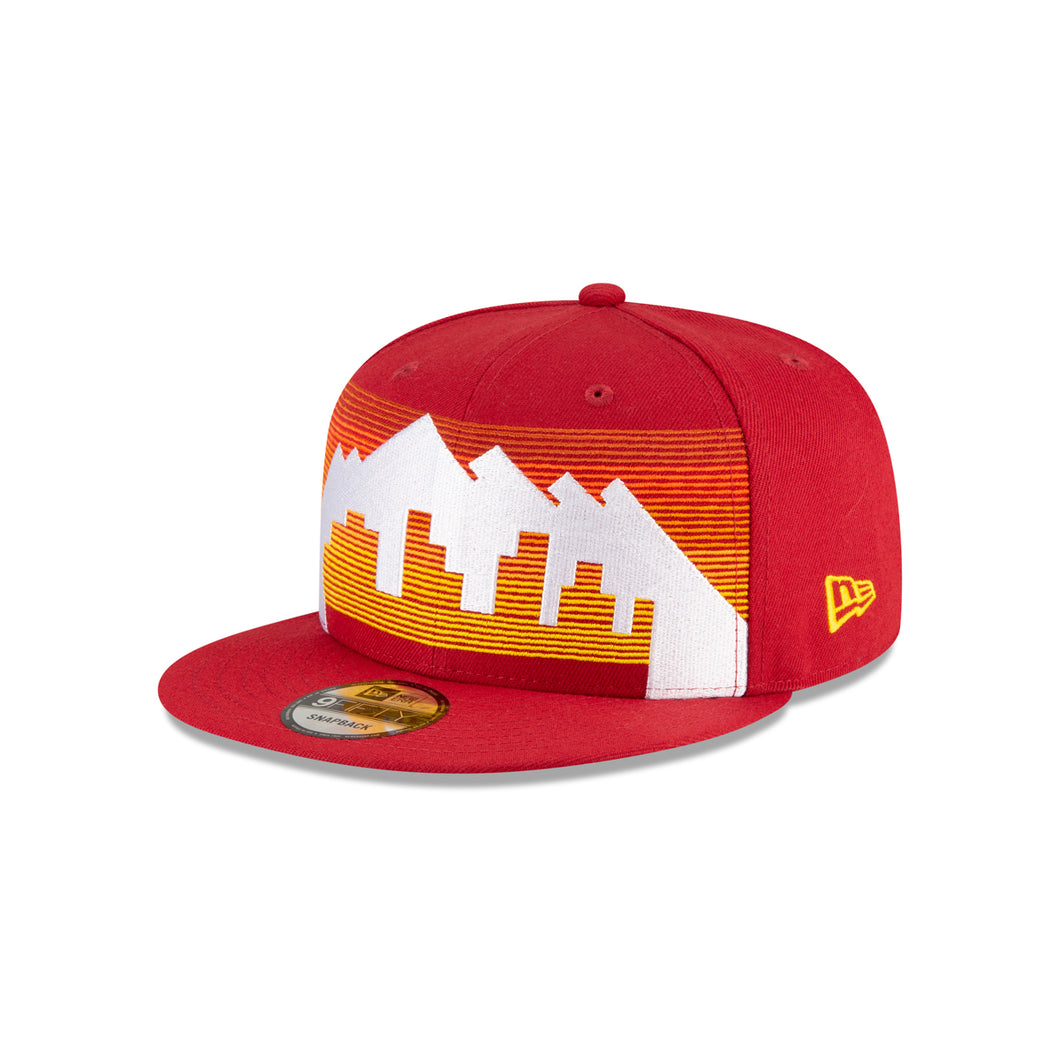 2020-21 Nuggets City Edition 9Fifty Hat
