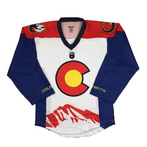 2019 Mammoth Colorado Flag Jersey