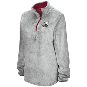Mammoth Ladies 1/2 Snap Pullover