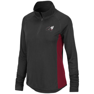 Mammoth Ladies 1/4 Zip Alibi