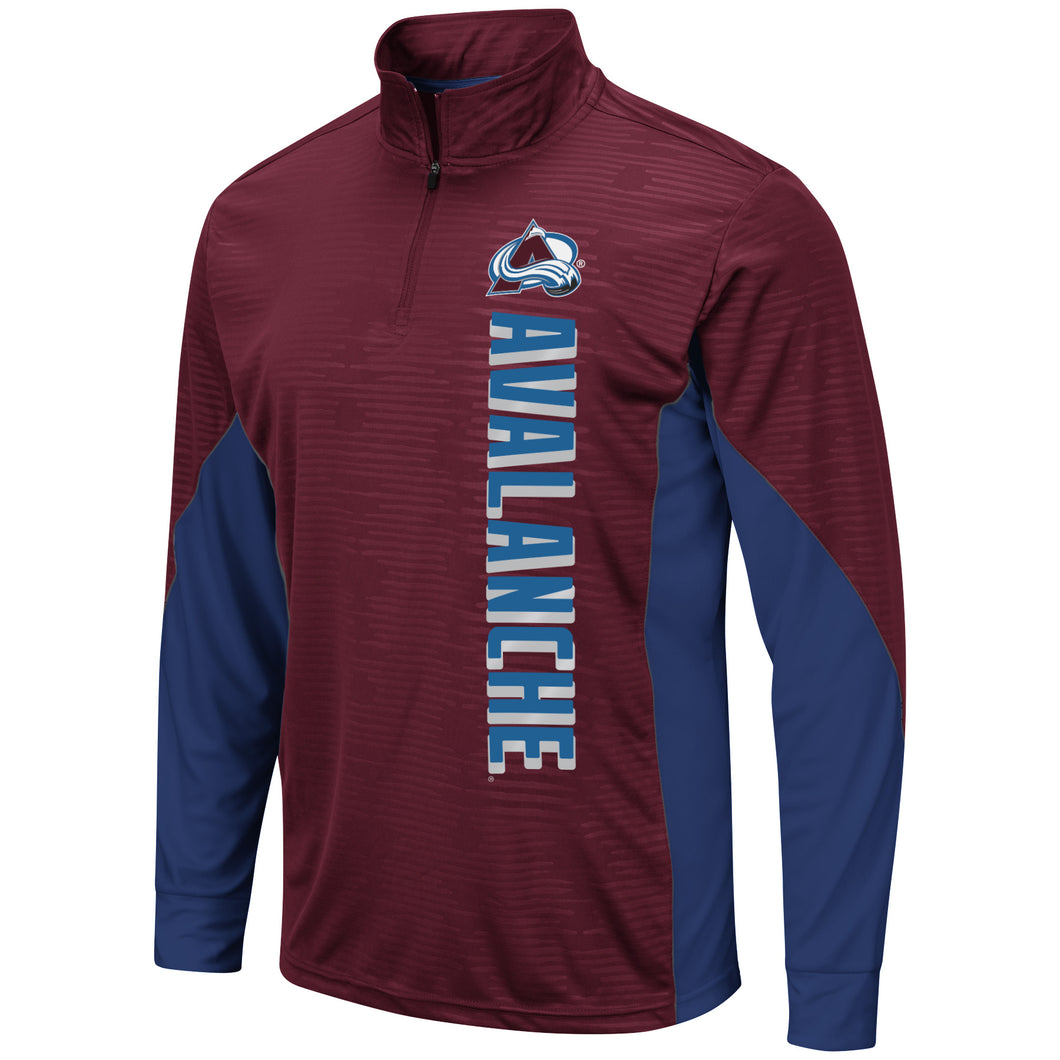 Avalanche Bart 1/4 Zip Poly