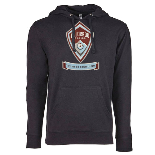 Adult CRYSC Grey Hoody