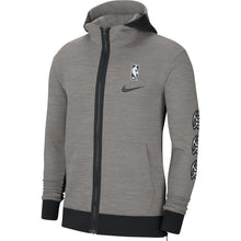 20-21 Nuggets Men's Showtime Thermaflex Hoody - Grey