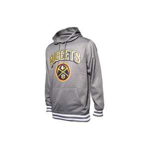 2019 Nuggets PO Hoody - Grey