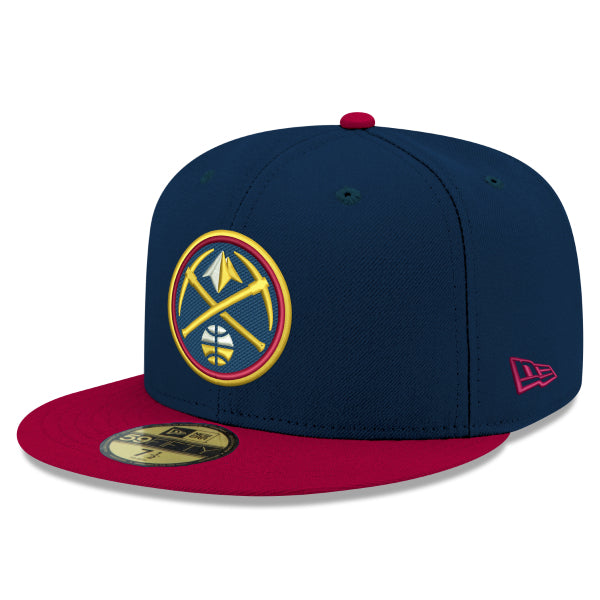 Cardinal/Navy Primary Icon Fitted 59FIFTY