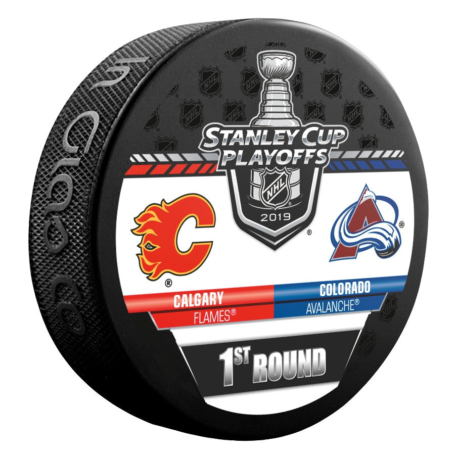 2019 Stanley Cup Playoff Round One 2 Team Puck